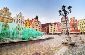 Where to sleep and stay in Wroclaw